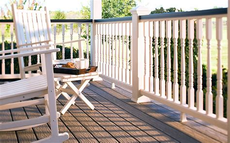 Outdoor Deck Balusters Outdoor Living Archives Warner S Decking