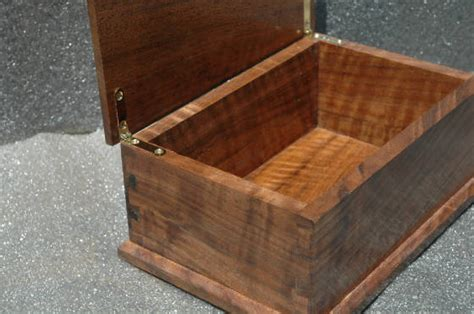 Handcrafted Box - handcrafted keepsake box
