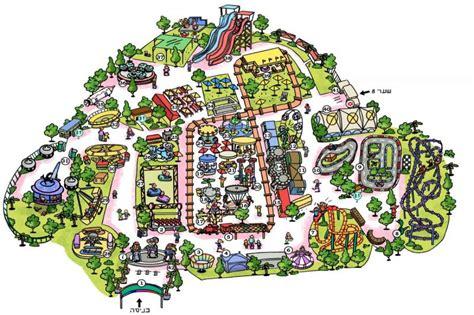 Theme Park Maker Online | amusement park map recreation park map theme park map