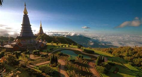 Doi Inthanon National Park tour   Destination Chiang Mai