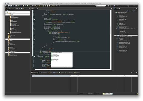 eclipse theme vim editors and editor extensions the pdt extension group