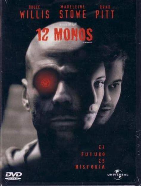 se filmer twelve monkeys gratis re twelve monkeys doce monos 12 1995 dvdrip v o