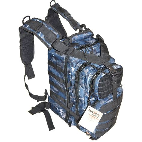 Bon Bag Pack Of 3 every day carry day pack backpack edc molle tactical assault duty bag ebay