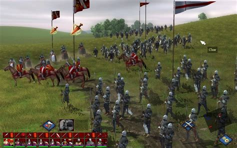 Plastic Armchair Covers History Great Battles Medieval Pc Game Review