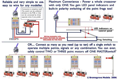 wiring diagram for peco point motors 36 wiring diagram