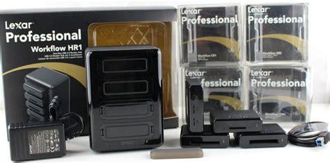 lexar workflow lexar professional workflow card reader and drive hub