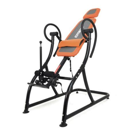 Emer Inversion Table by Emer Premium Padded Stationary Gravity Inversion Table For