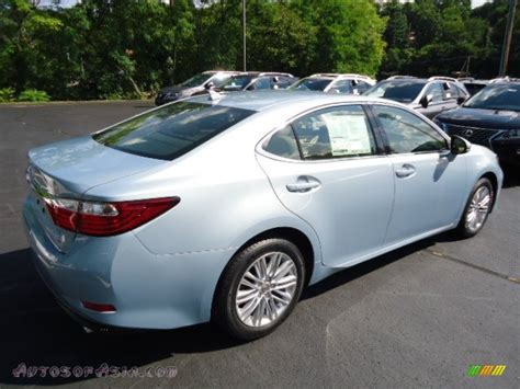 rohrich toyota 2020 w liberty ave pittsburgh pa 15226 2013 lexus es 350 in cerulean blue metallic photo 4