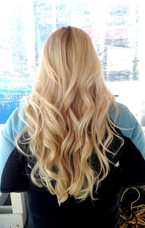 blonde hairstyles back 17 best images about hair on pinterest bobs my hair and