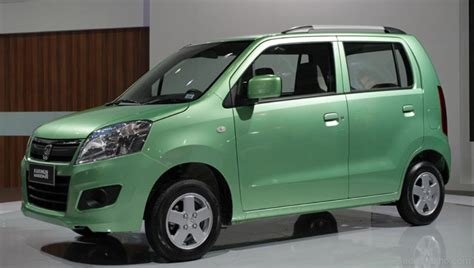 Maruti Suzuki Wagon R Maruti Suzuki Wagon R Mpv Image Car Pictures Images