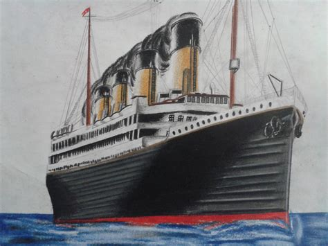 boat sinking in your dream titanic the ship of dreams by pspunks on deviantart