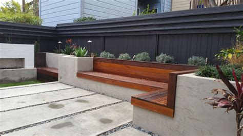 ipe bench 5 9 concrete ipe bench san francisco all access 510