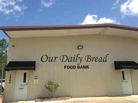 Our Daily Bread Food Pantry by Hammond Food Bank Works To Redirect Food Waste To Those