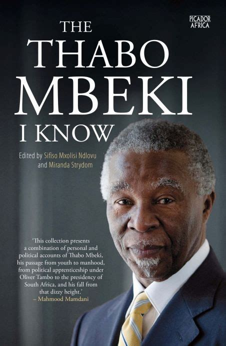 book  thabo mbeki groundup