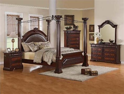 traditional king bedroom sets crown mark b1470 neo renaissance traditional king