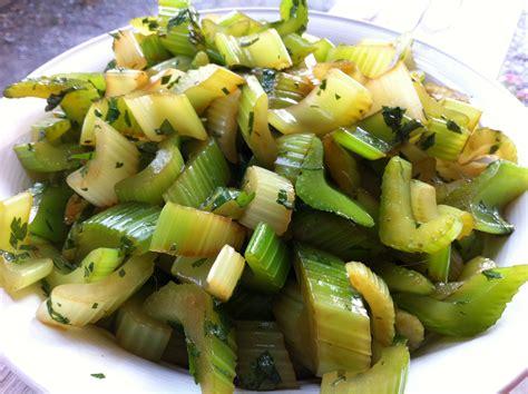 celery salad chinese celery cilantro salad jathan heather
