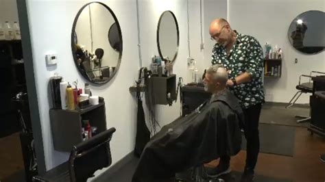 y2k haircuts winnipeg hours hair stylists cut for 24 hours to help homeless shelter