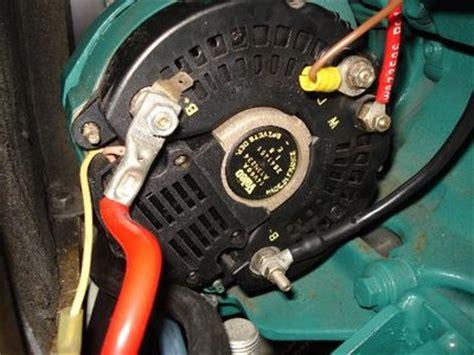 buitenboordmotor met dynamo alternator laadt niet meer na vreemd maneuver forum