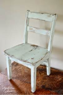 25 best ideas about distressed chair on