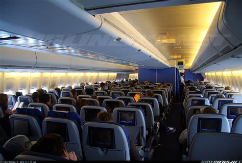 pin klm 747 cabin on