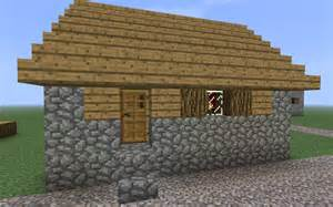 modified villager house minecraft project