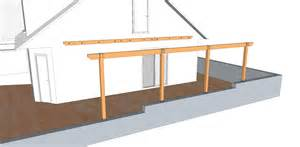 Pergola Swing Plans comment construire un carport bois