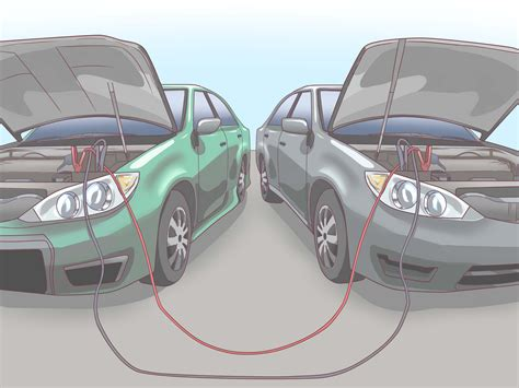 charging your car battery with a charger 4 ways to charge a car battery wikihow