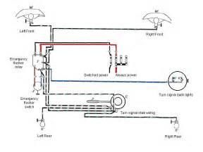 thesamba gallery emerg flasher turn signal wiring diagram