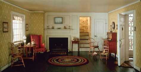 institute s miniature rooms exhibit comes alive in