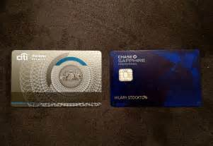 sapphire preferred or citi thankyou premier which travel credit card travelsort
