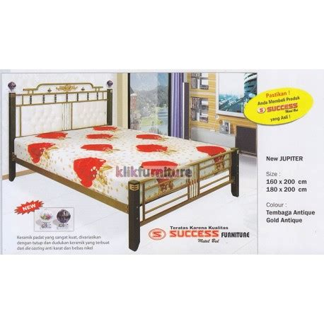 Kasur Jupiter ranjang semi kayu new jupiter success diskon promo