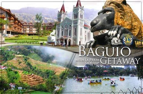 baguio getaway promo  accommdation