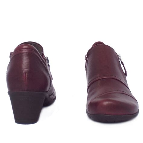 modern slippers gabor roost s comfortable high top shoes in merlot