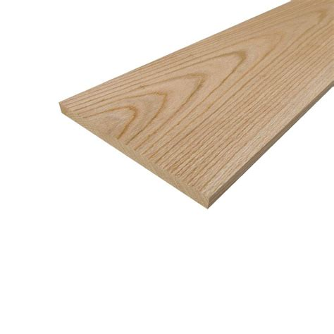 sure wood forest products 1 in x 12 in x 10 ft s4s