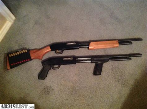 armslist for sale 2 mossberg 500 410 home defense shotguns