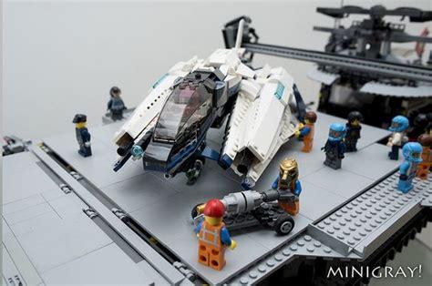 sci test sci fi test aircraft ver 1 0 minigray flickr lego