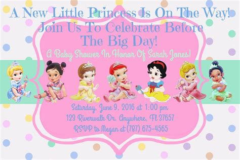 Disney Baby Shower Invitations by Disney Baby Shower Ideas Baby Ideas