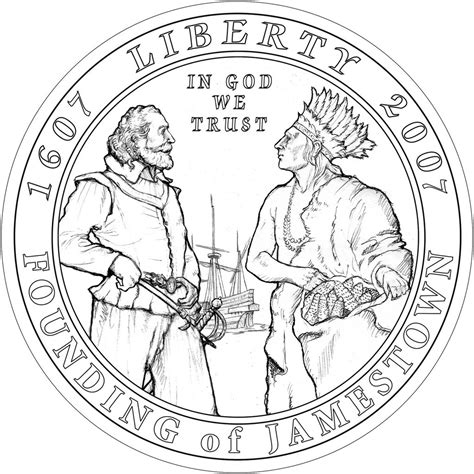 14 images of jamestown colony 1607 coloring pages