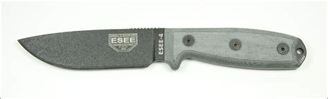 esee 4 weight esee 4p mb knife www ops equipement test dm