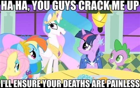 Princess Celestia Meme - trollestia molestia tyrant celestia know your meme