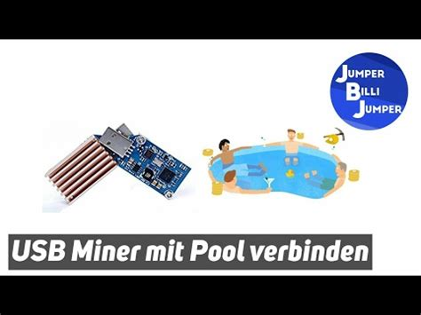 bitcoin tutorial deutsch usb miner mit pool verbinden emarks minen bitcoin