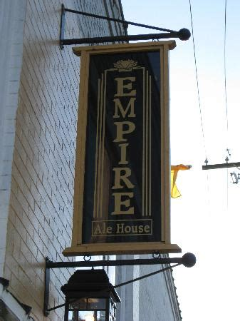 empire ale house empire ale house mount vernon menu prices restaurant reviews tripadvisor