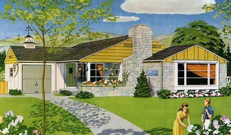 50s house cupolas a classic architectural feature for a mid