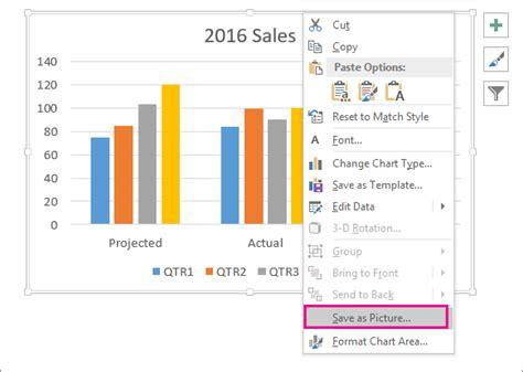 salvare layout grafico excel salvare un grafico come immagine supporto di office