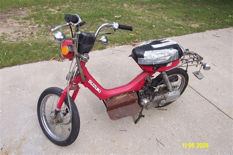 Suzuki Bike Parts Feeler Thread Suzuki Fa50 Parts Bike