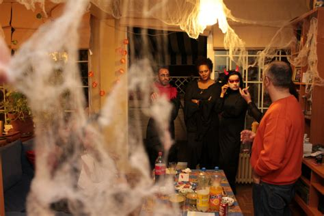 imagenes de una fiesta de halloween decoraci 243 n barata para halloween