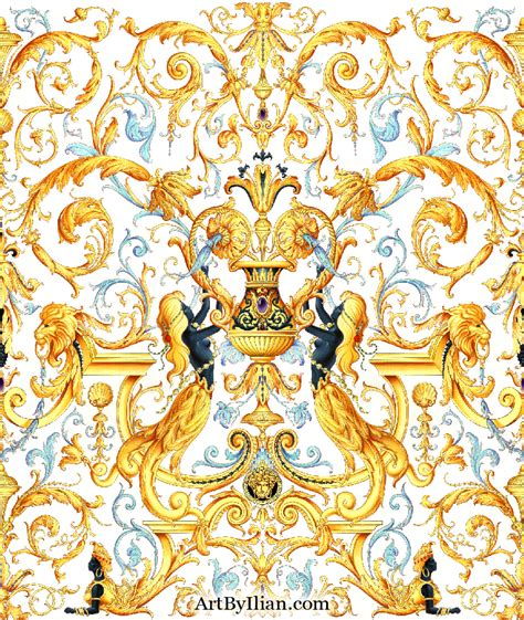 Versace iPhone Wallpaper - WallpaperSafari Gold Gucci Background