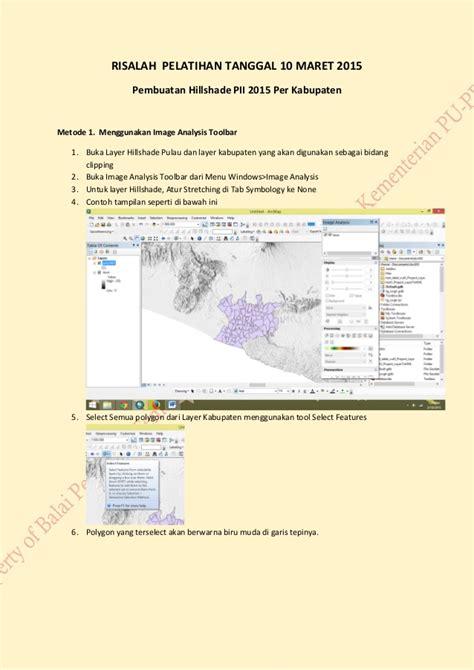 tutorial menggunakan qgis tiga cara memotong file raster sesuai batas polygon