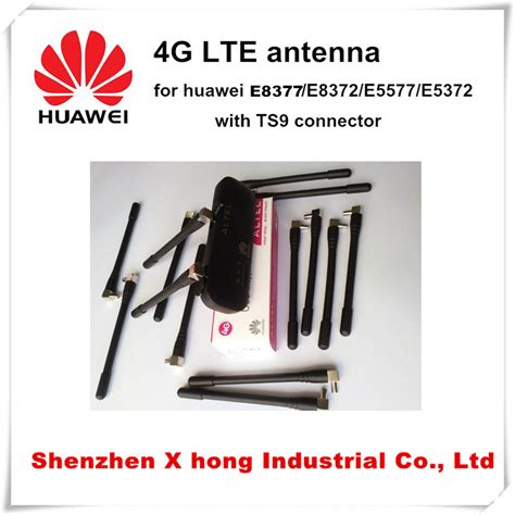 Lte 4g Antenna Booster For Huawei E8372 Ts9 Connector 4g lte antenna reviews shopping 4g lte antenna
