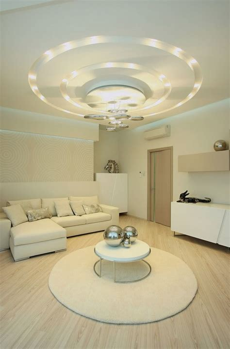 pop false ceiling designs  living room  bed